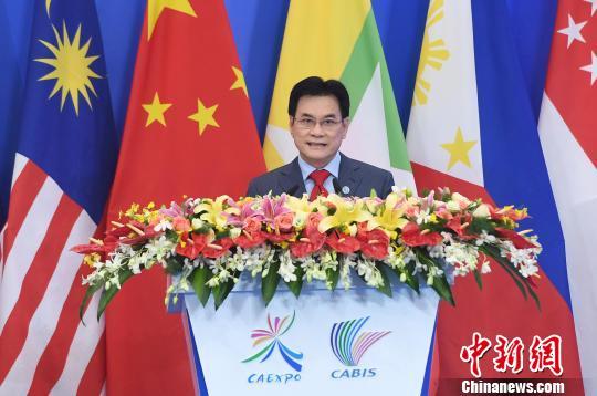 """泰国副总理:泰国4.0政策与""""一带一路""""倡议可政策对接"""