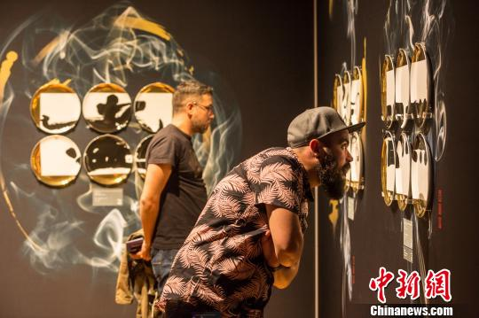 中国当代设计作品亮相墨西哥友好文化博览会