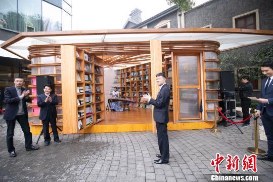 快闪书店亮相上海