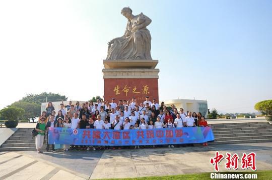 香港同胞东莞展开文化交流之旅