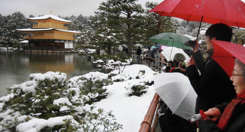 日本70人温泉度假时食物中毒 8人被检出诺如病毒