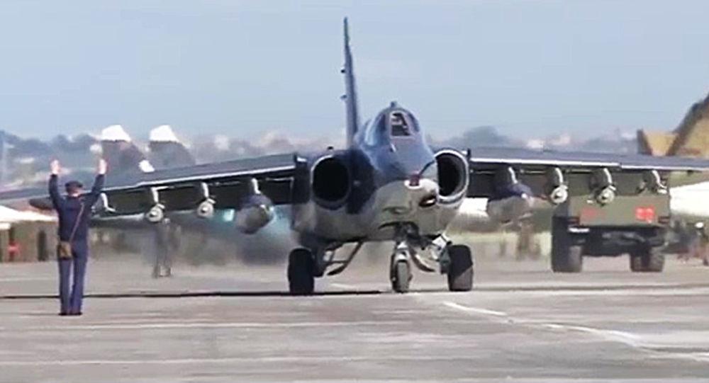 战机在叙被击落惹恼俄罗斯 是美国提供的导弹?