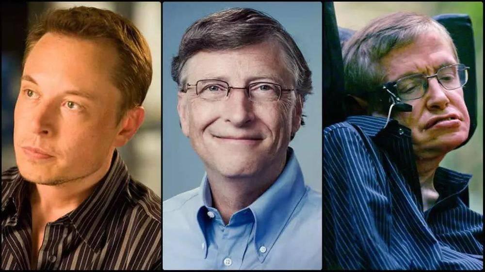 霍金与硅谷:你不知道的故事