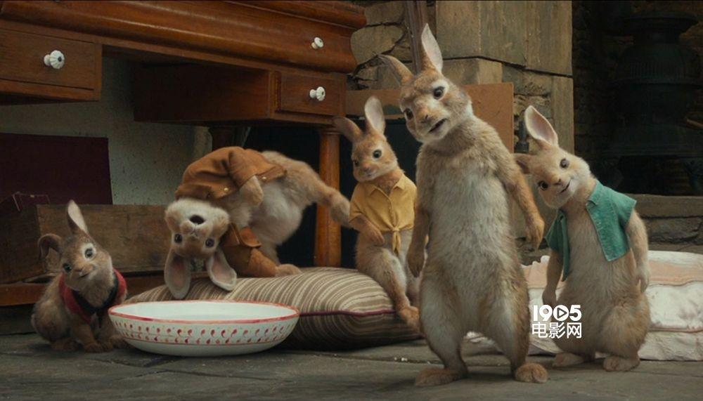 《比得兔》配音演员被