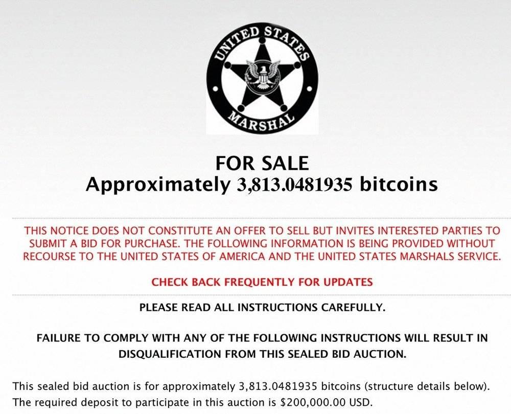 揭秘:美国政府囤积了多少比特币?