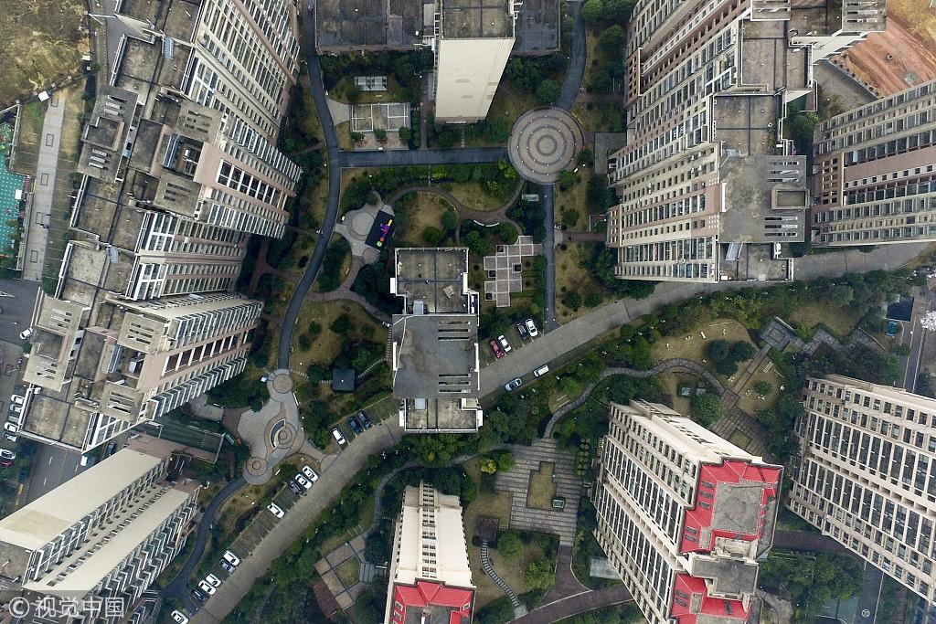 ▲长沙市某楼盘。 图/视觉中国