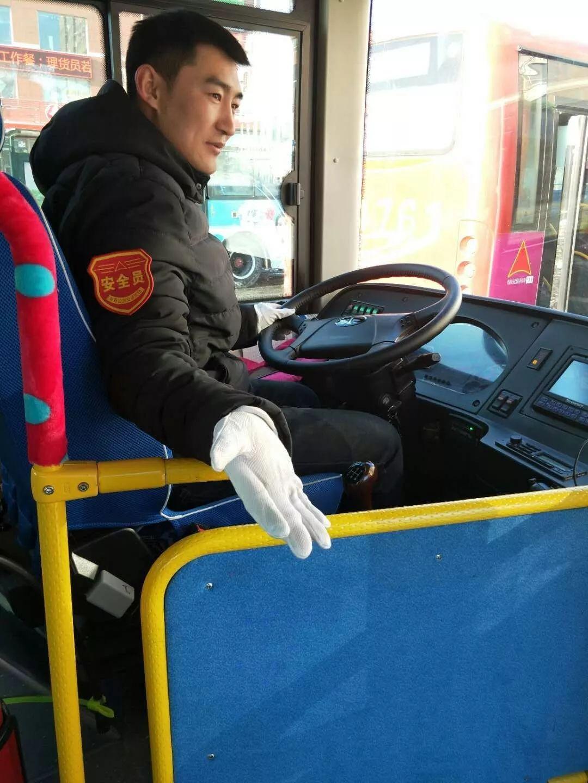 怕乘客等车挨冻,长春高新2号线暖心司机建微信群实时发定位!
