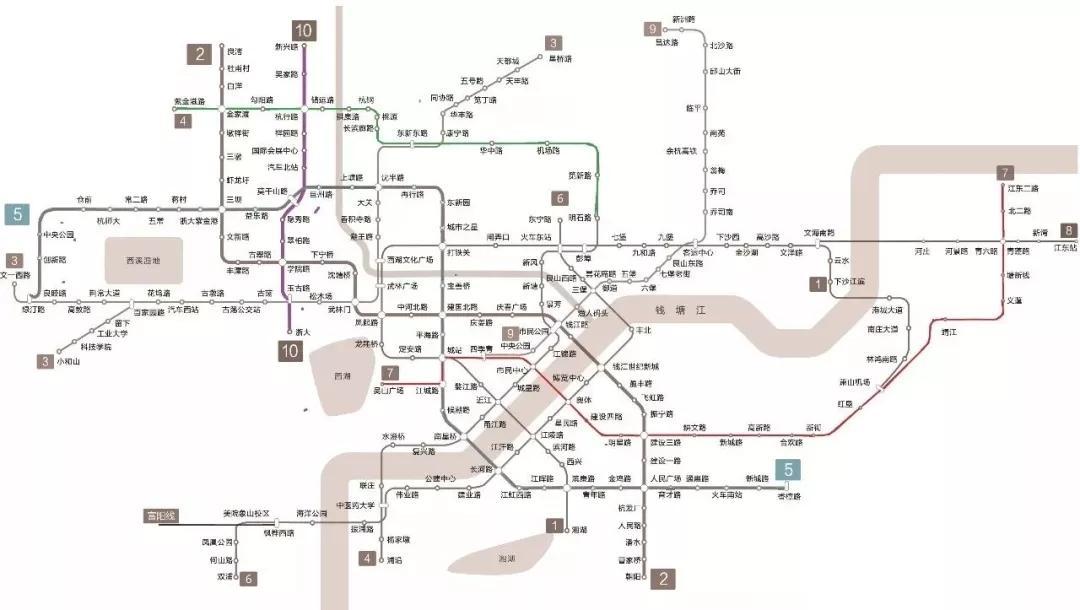 上海地铁11号线2016年最新线路图(组图)
