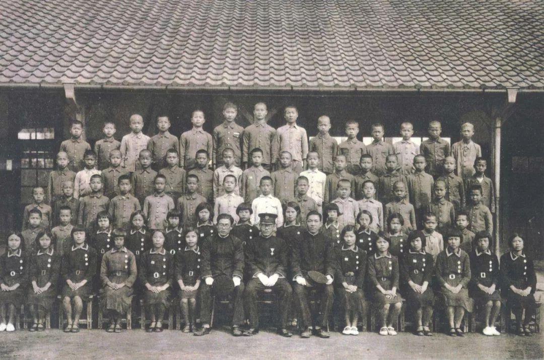日据时代的台湾小学