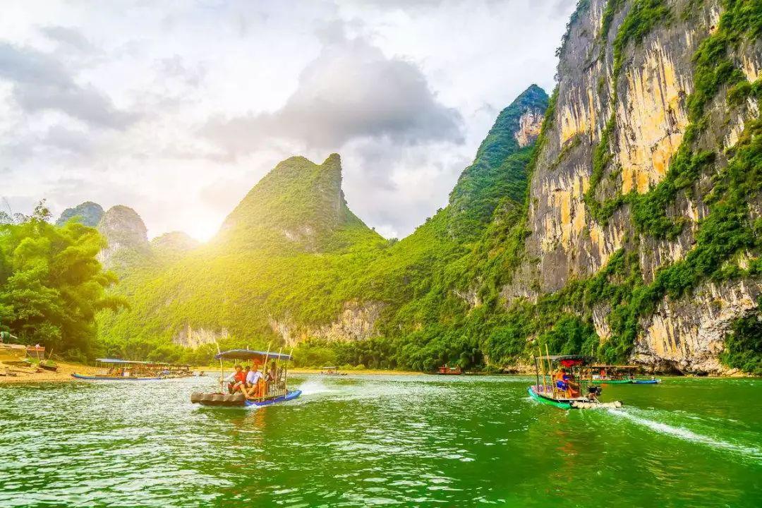 1最美山水:桂林山水图片