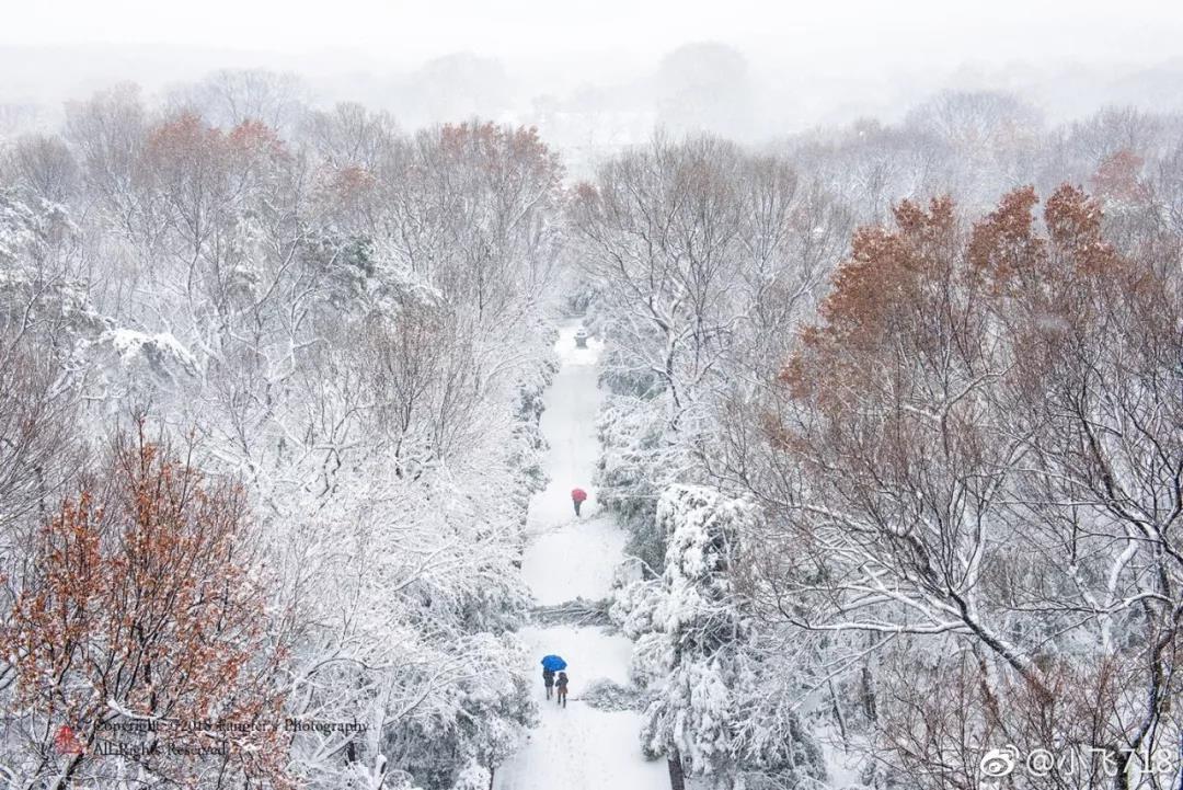 江山不夜雪万里,回眸神州千年|摄影师|视觉中国