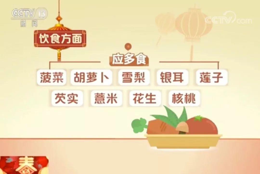 专家支招:春节期间的生活起居需要注意哪些方