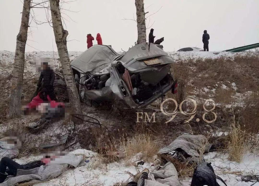 惋惜 9名女大学生结伴去雪乡,遇车祸4死5伤 视频