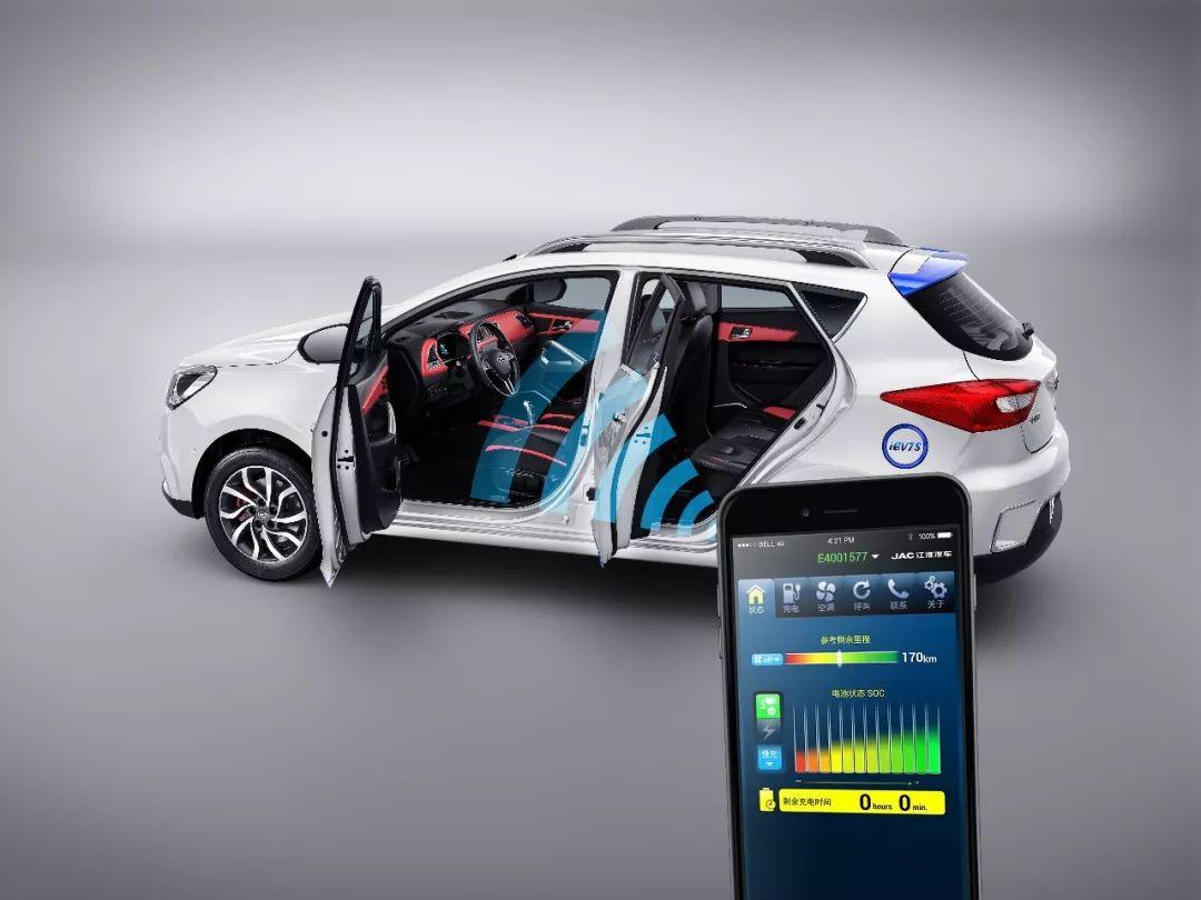 【鼓掌】突破高比能电池安全问题,江淮iev7s国内领先