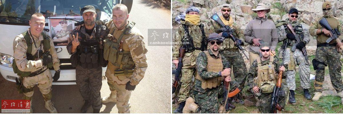 数十万俄籍雇微信房卡淮北麻将代理怎么做佣兵遍布全球 广泛参与叙利亚战事