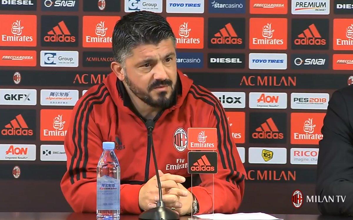 加图索:洛卡特利会留在米兰