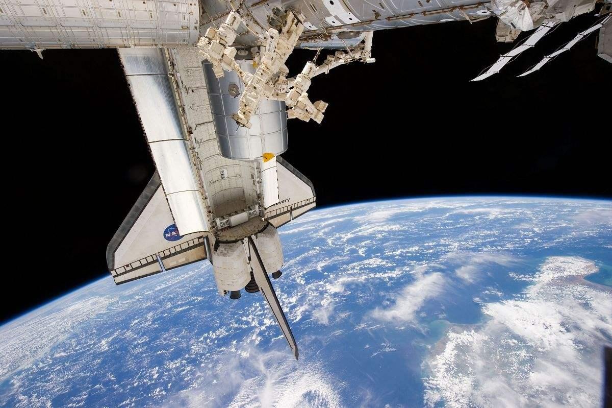 好莱坞电影中美国进军太空的场景