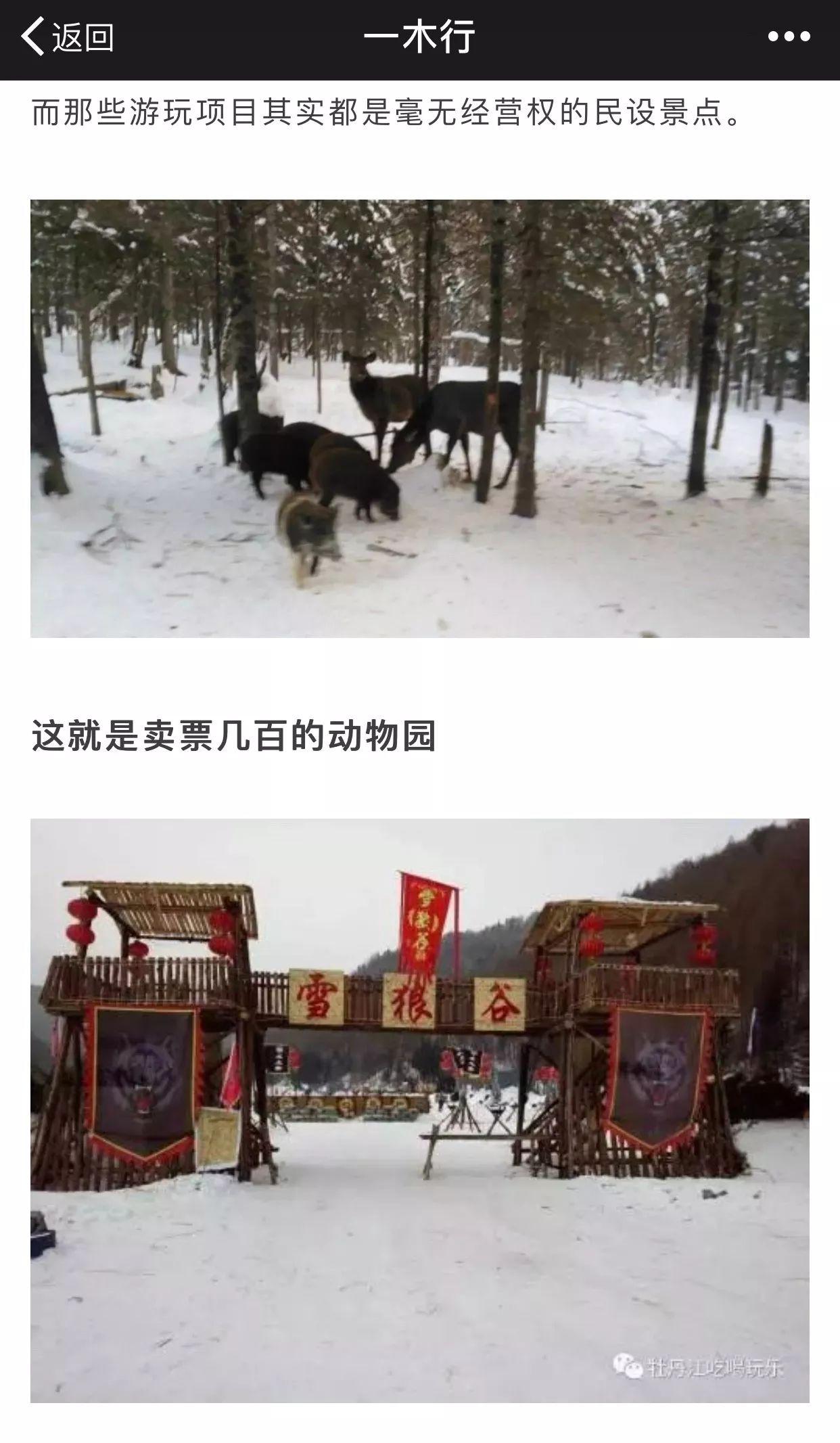 去雪乡赏雪却被坑到怀疑人生!黑龙江回应宰客