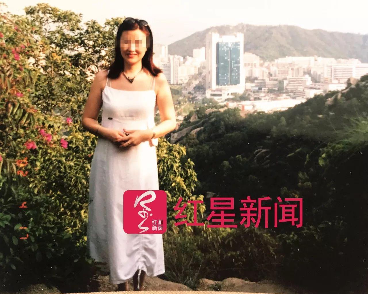 ▲张津华出事前的旧照 受访者供图