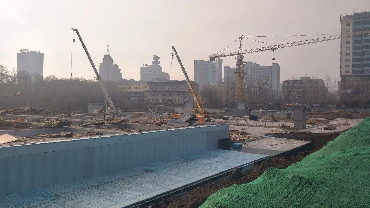 长春动植物园污水处理厂主体完工!日处理污水能力为3.5万吨