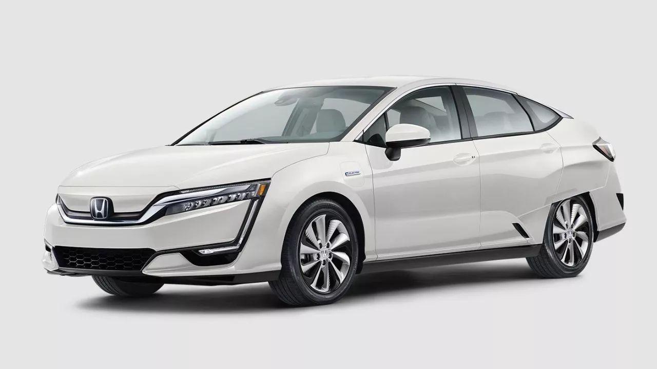 不可阻挡的电动车趋势——HONDA氢燃料电池专利揭露