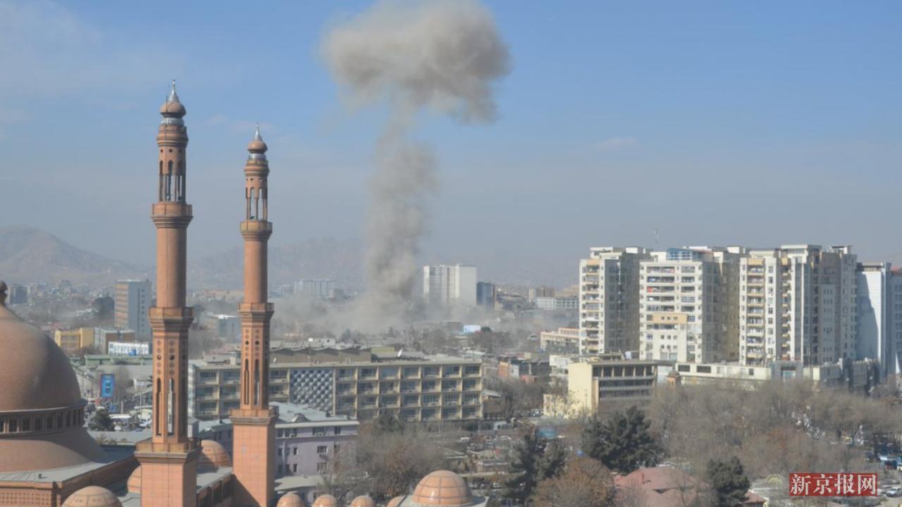 现场:40死140伤!阿富汗首都发生爆炸事件 塔利班宣称负责