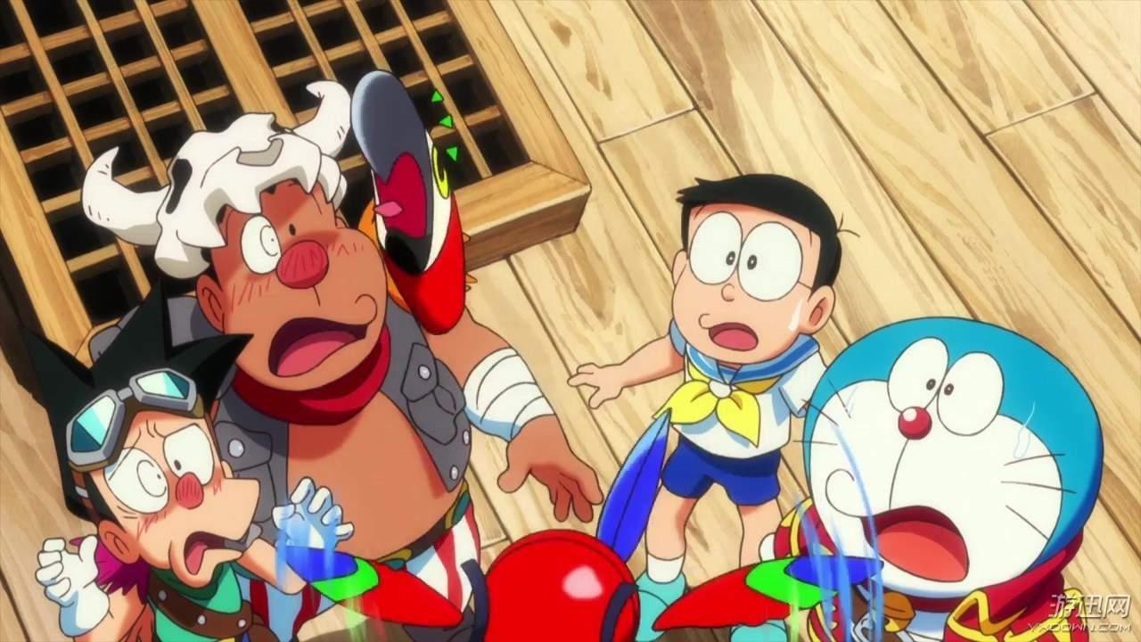 哆啦A梦 大雄的宝岛 将推小说版 2月6日正式发售