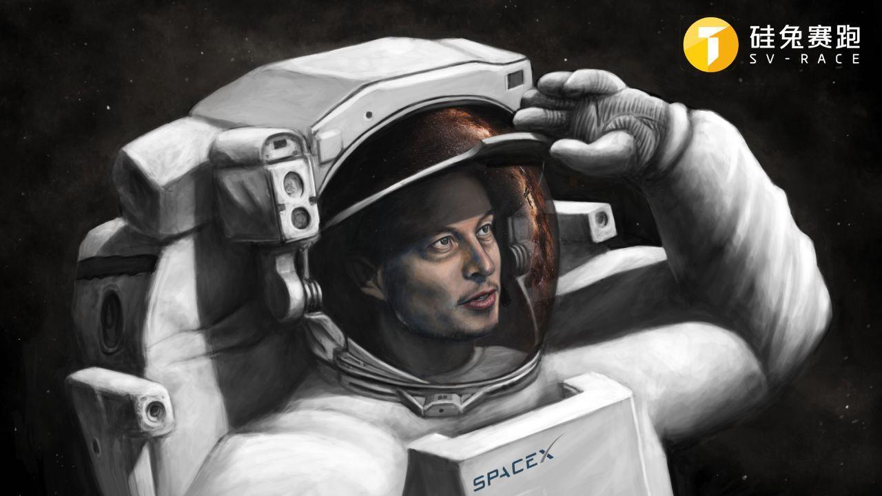马斯克的太空梦,航天业的自营梦