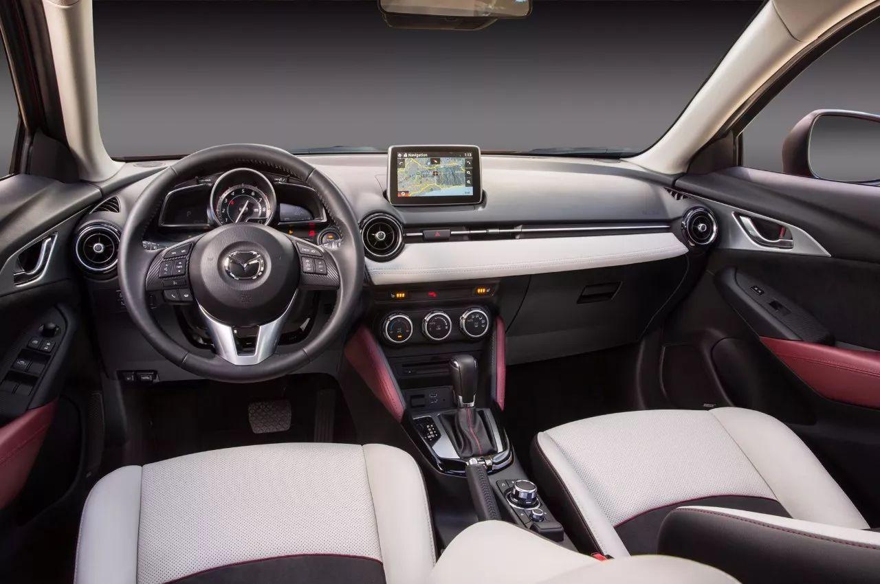马自达CX 3就是不国产 15万谁来买 观察