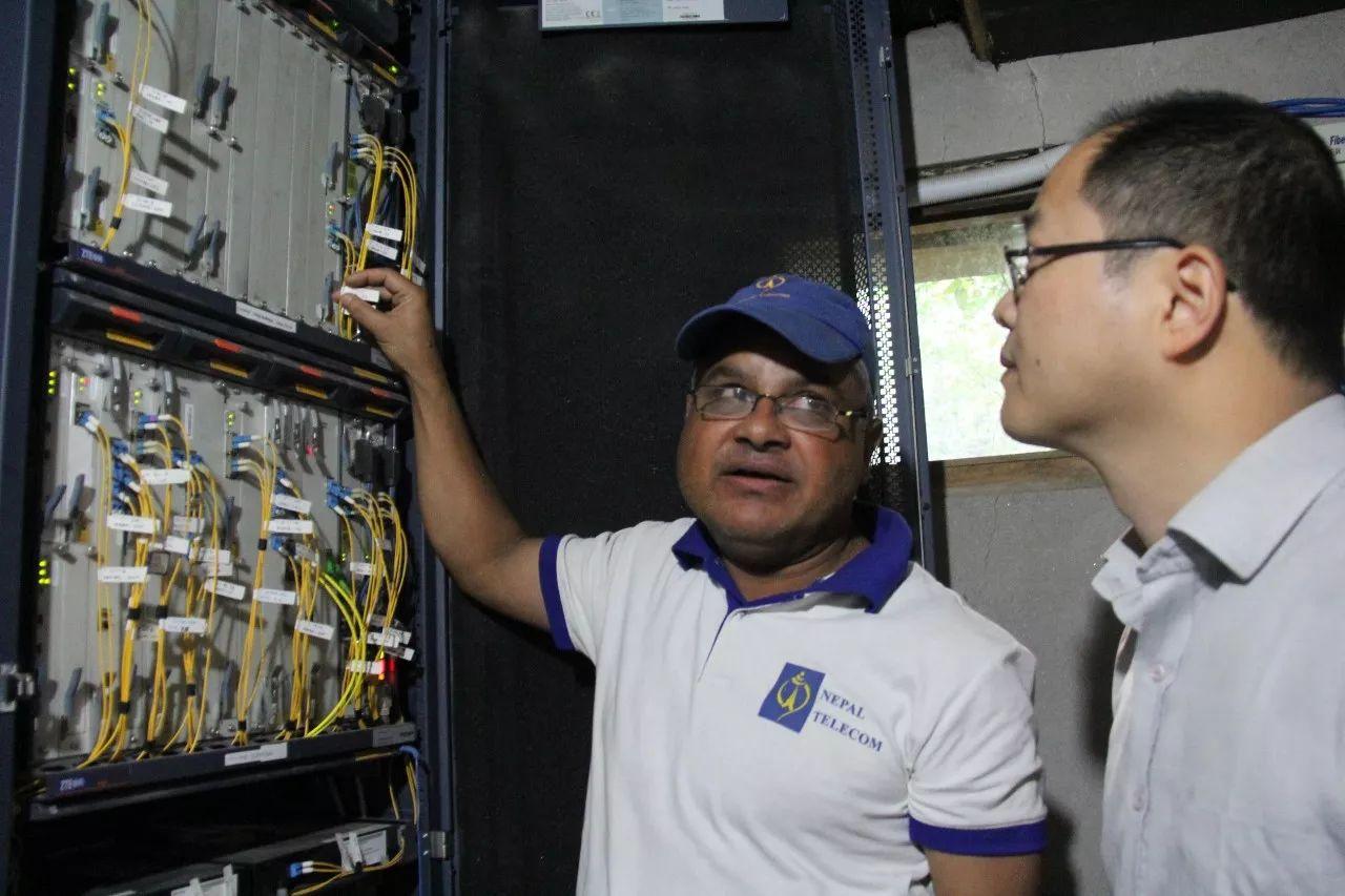 尼泊尔通过中国光缆接入互联网 终结印度垄断地位