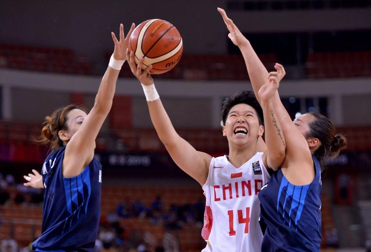 WCBA有个人本季1场未打 但未来她或许会进WNBA