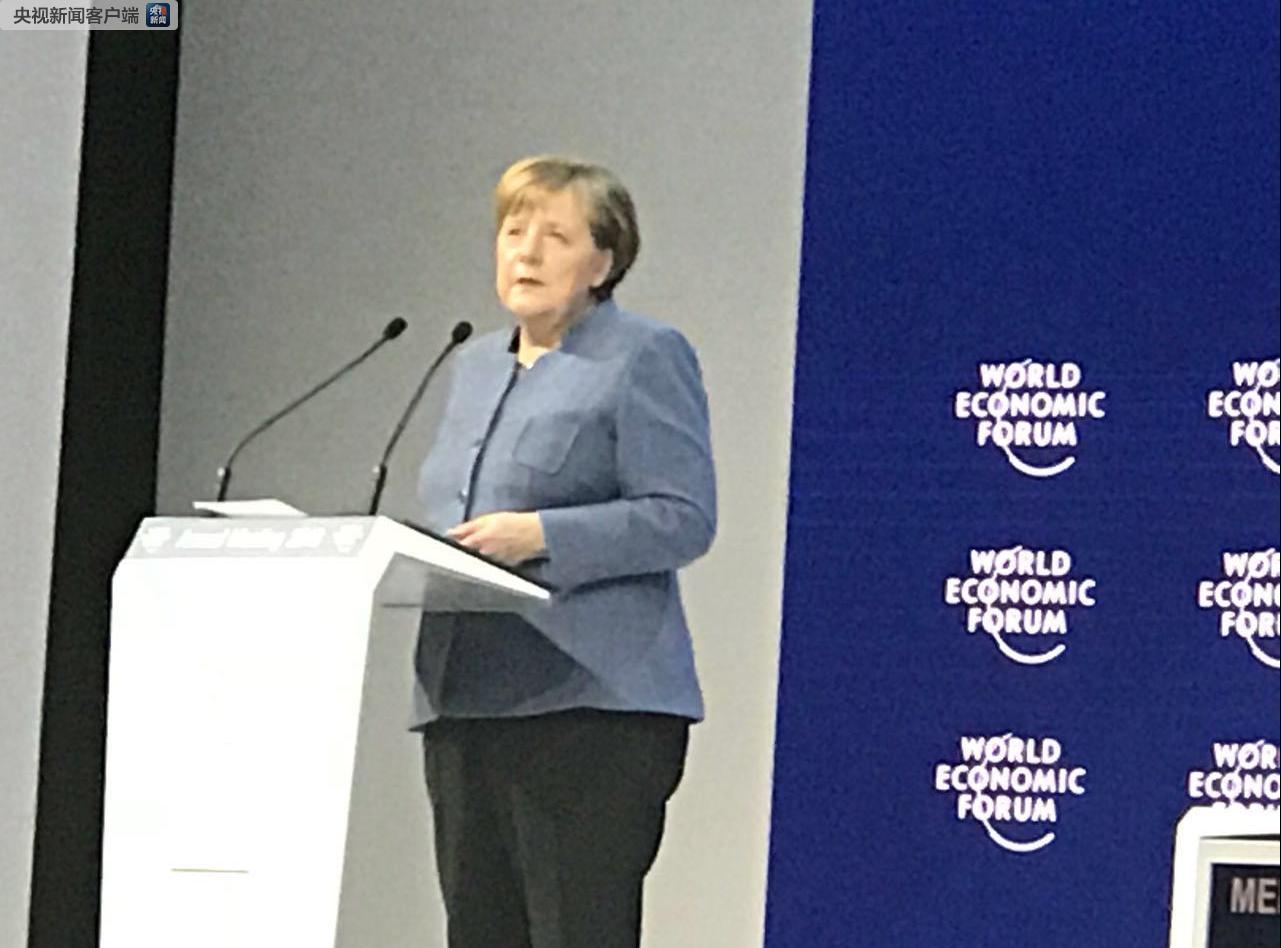 香港九龙六合彩德国总理默克尔:一个国家对全球化做贡献要争分夺秒