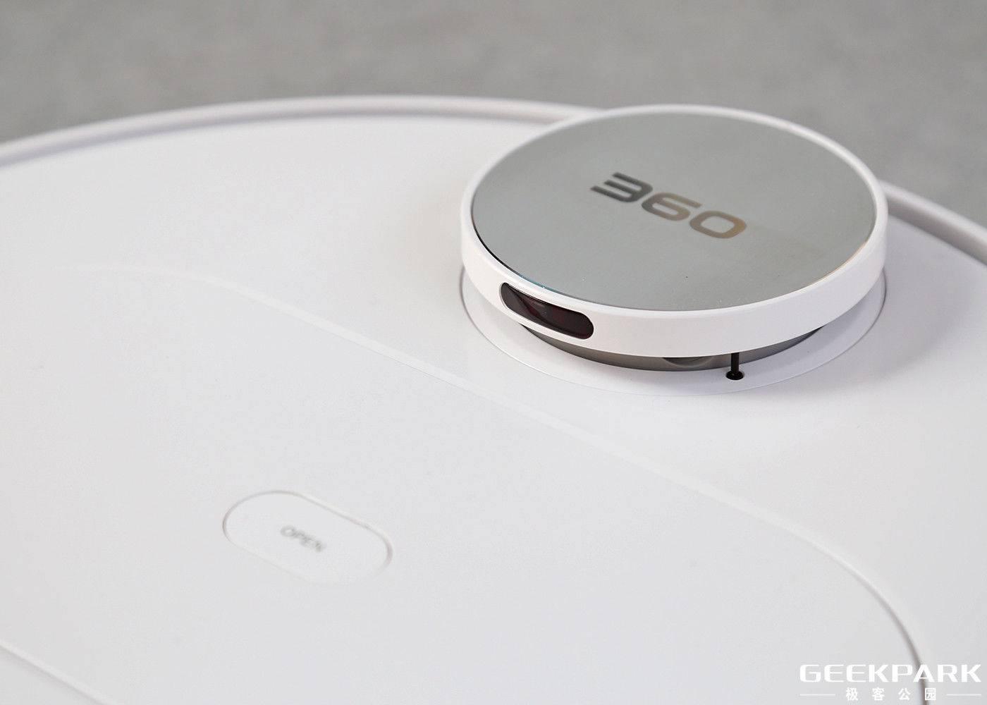 360 扫地机器人评测:家庭基础清洁的贴心助手