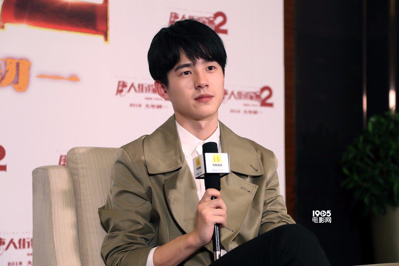 "UP!新力量刘昊然:我愿意为角色变得""不幸福"""