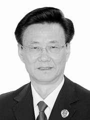 吉林省人民检察院检察长 杨克勤