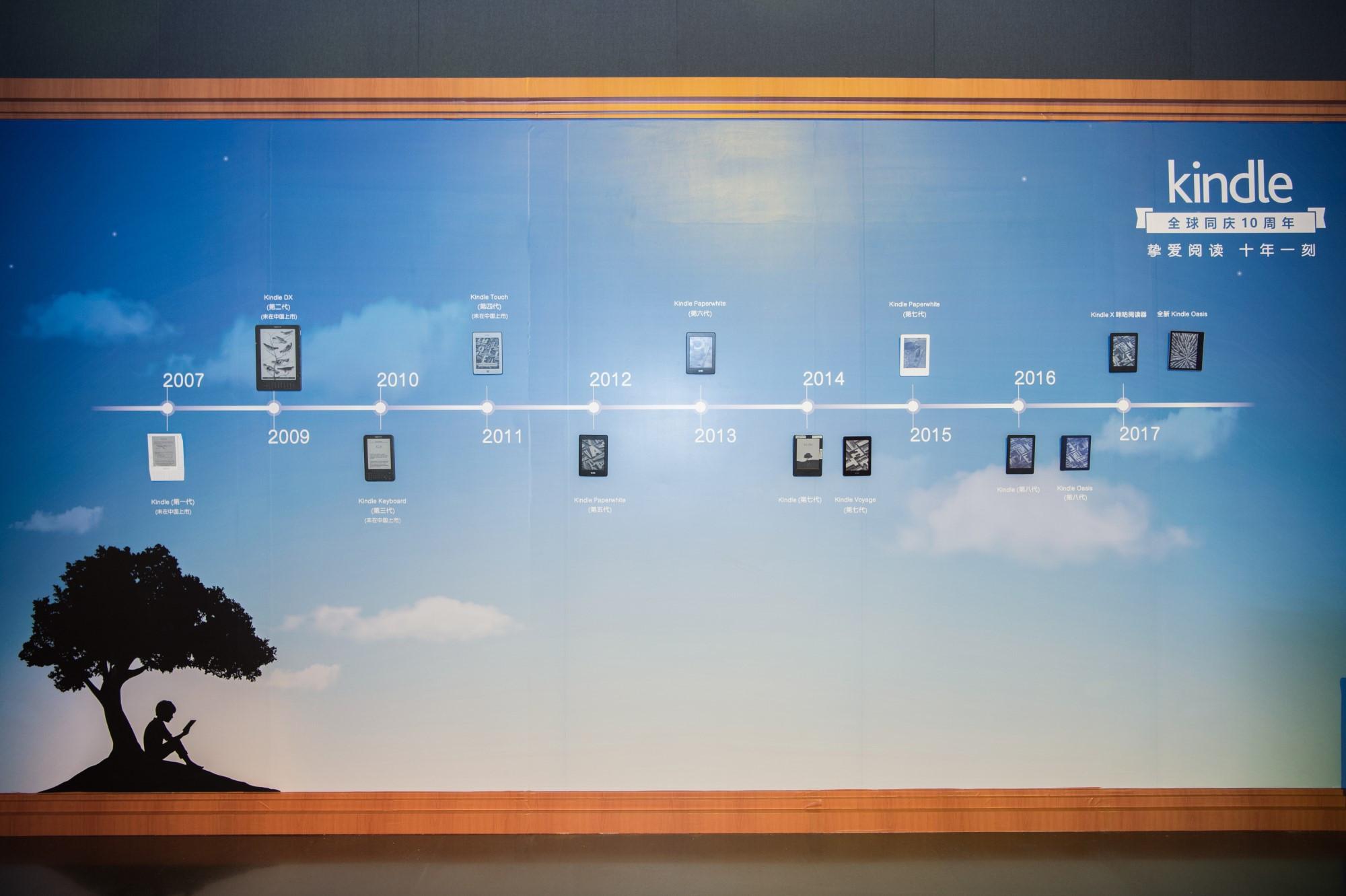 Kindle十年:我们的阅读是如何被改变的
