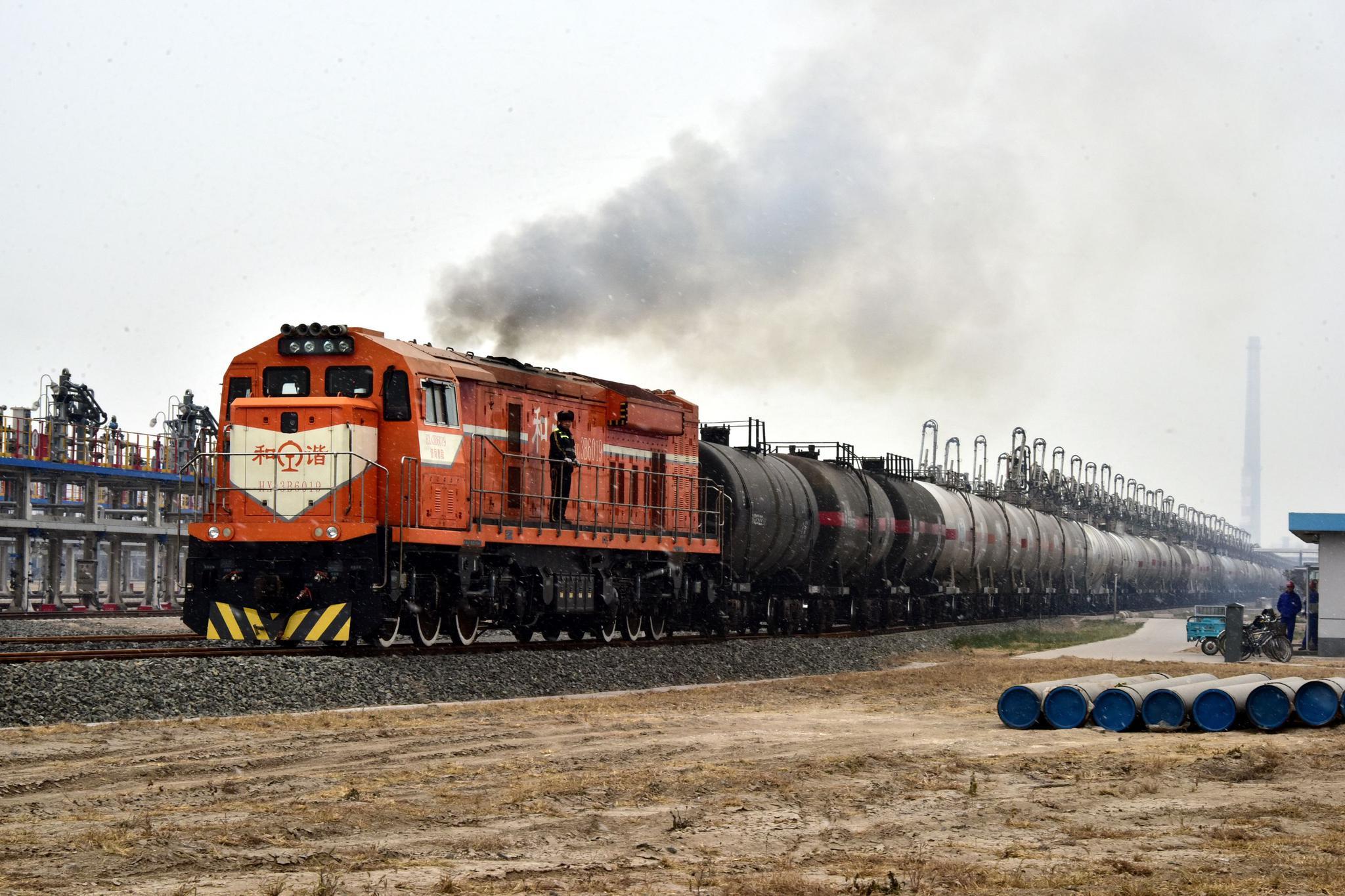 京津冀治霾力推交通运输结构调整 公转铁成主攻方向