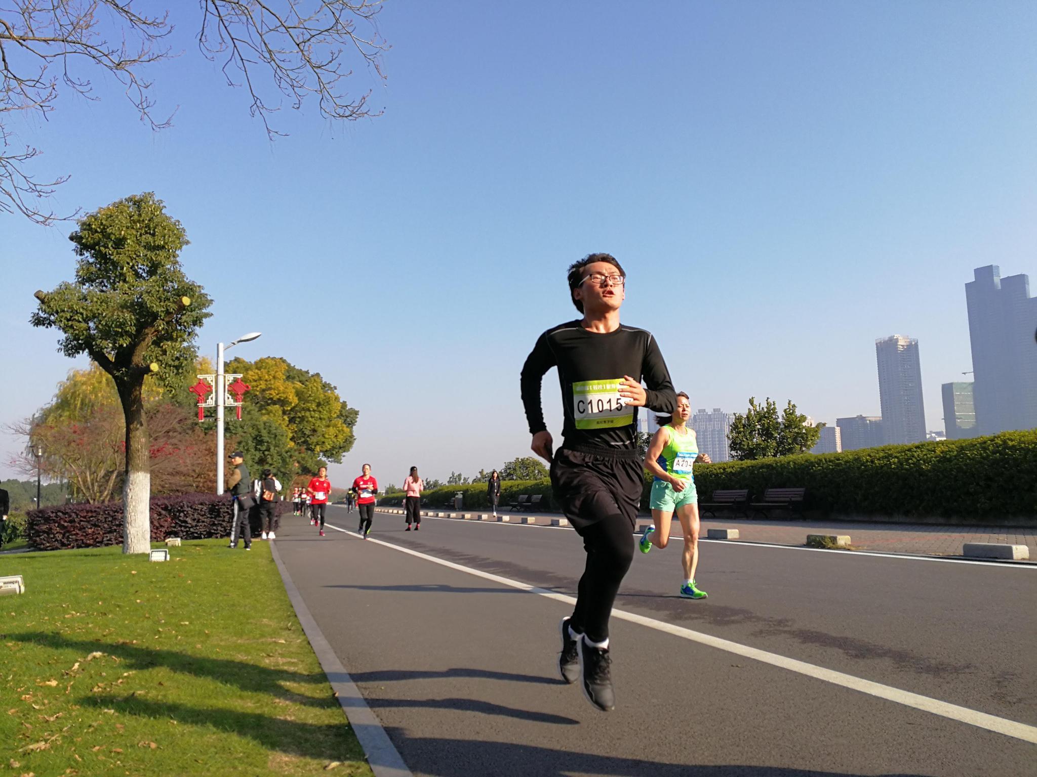 湖南省(长沙)健身长跑赛 我校学生获多个奖项(图文)