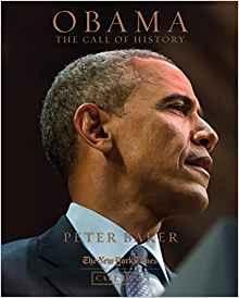 《奥巴马:历史的召唤》封面