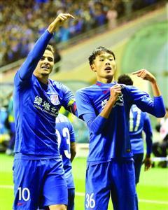亚冠小组赛分组抽签结果揭晓 申城两强遭遇劲敌