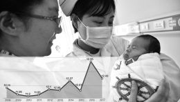 2017年人口出生率_新生人口近半是二孩,2017年贵州人口出生率创下近十年最高