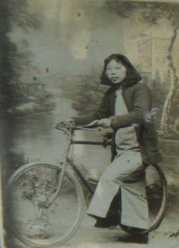 18岁的李素云