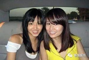 林心如和妹妹