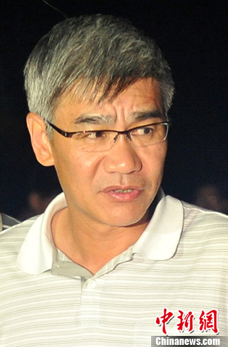 图为李贻煌的材料图片。 中新社记者 刘占昆 摄