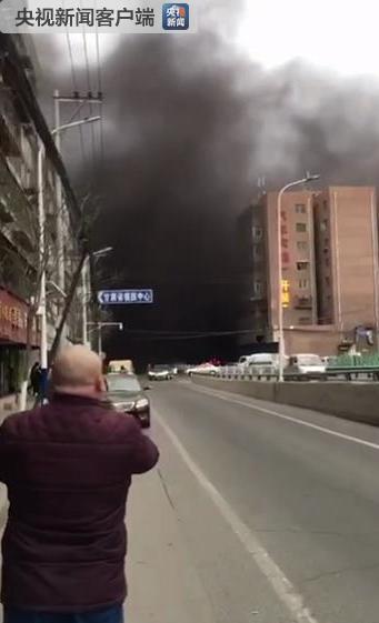 消防部门现场勘察后,确认无大碍,已收队。(央视记者 柴世文 马凌峰 杨青博)