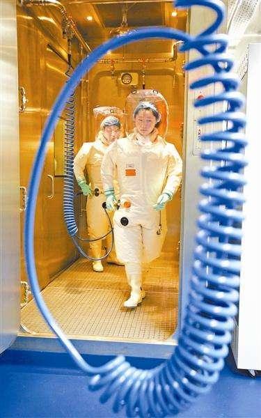 我国首个P4实验室运行 具备最危险病毒研