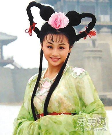 古装剧雷人发型:汉朝最稳,唐朝最乱图片