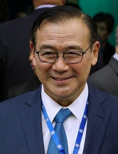 资料图:菲律宾常驻联合国代表洛钦