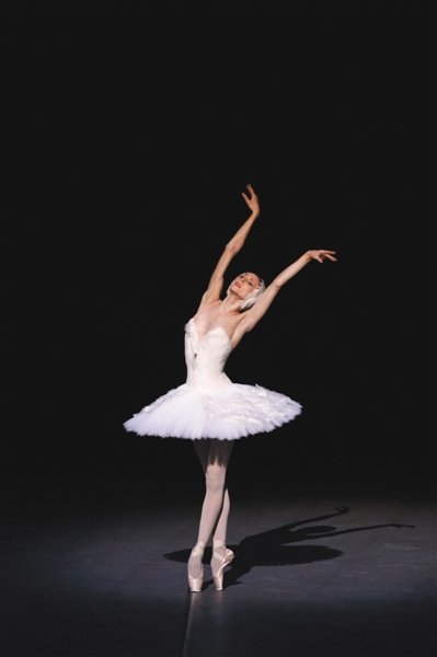 6万余观众走进天桥剧场赏芭蕾