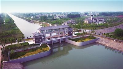 以水生态文明城市建设为引领 着力打造美丽中国扬州样本